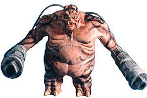 Mancubus (Doom video game) figurine