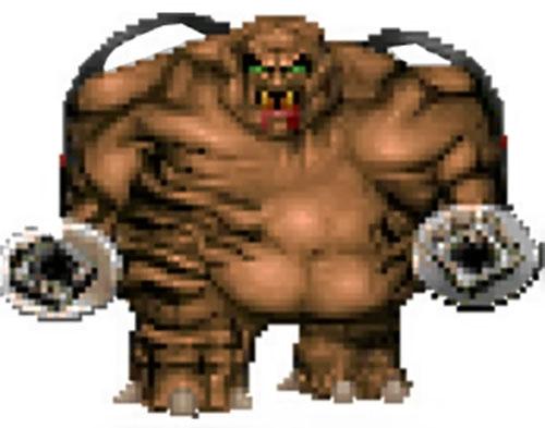 Mancubus (Doom video game)