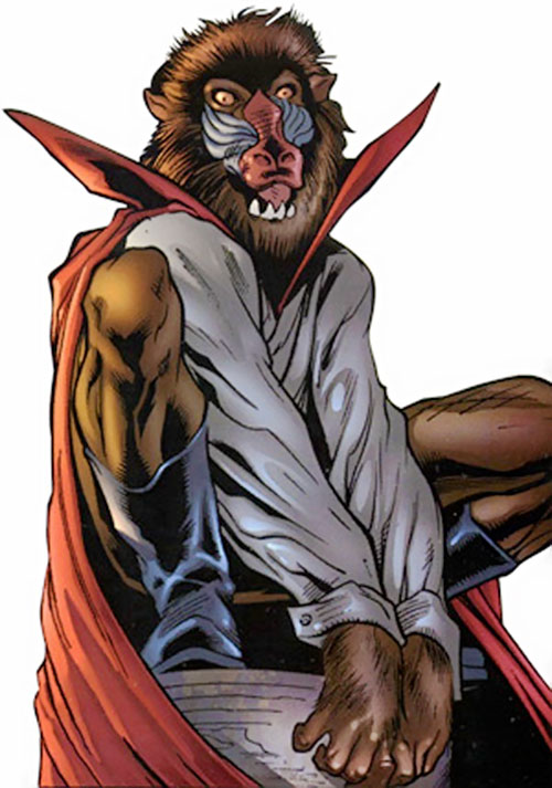 Mandrill (Marvel Comics)