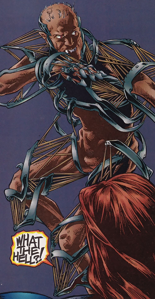 Mangle (Ultraverse Malibu Comics)