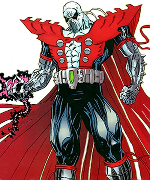 Manhunter (Chase Lawler) (DC Comics)