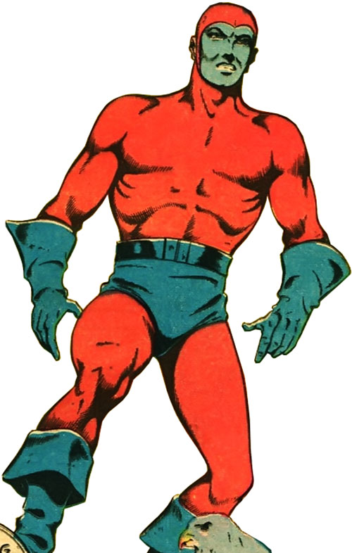 Manhunter (Golden Age) (Paul Kirk) (DC Comics)