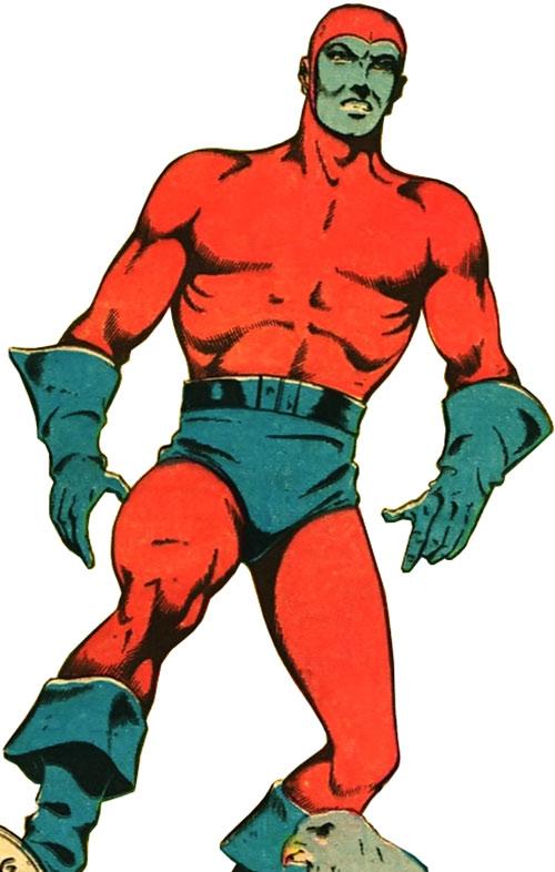 Manhunter (Golden Age) (Paul Kirk) (DC Comics)