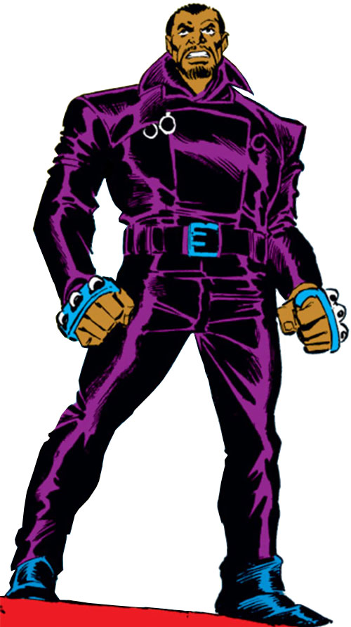 Manslaughter Marsdale (Marvel Comics)