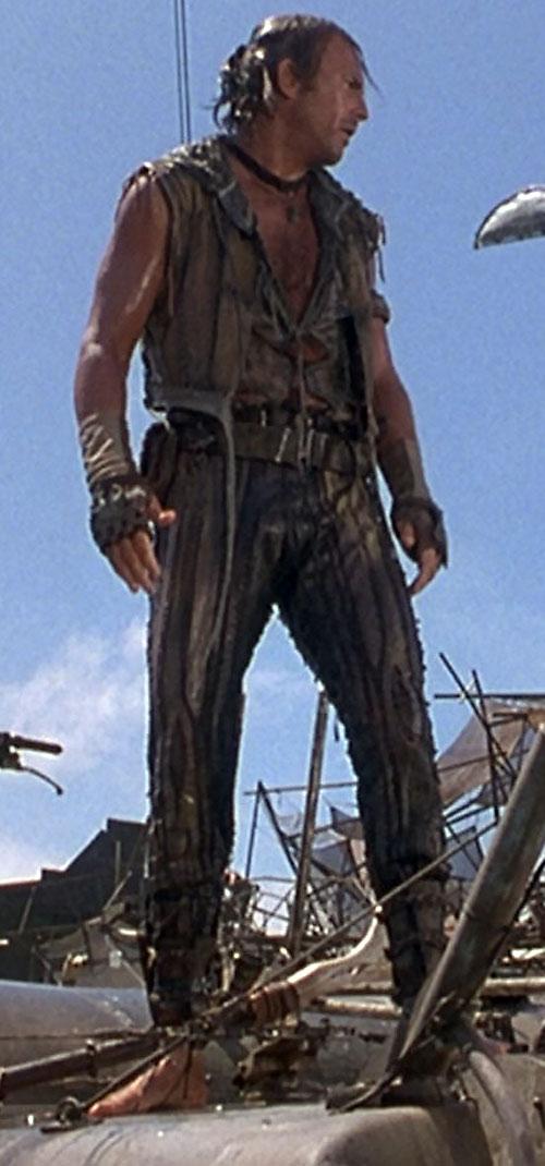 Mariner (Kevin Costner in Waterworld)