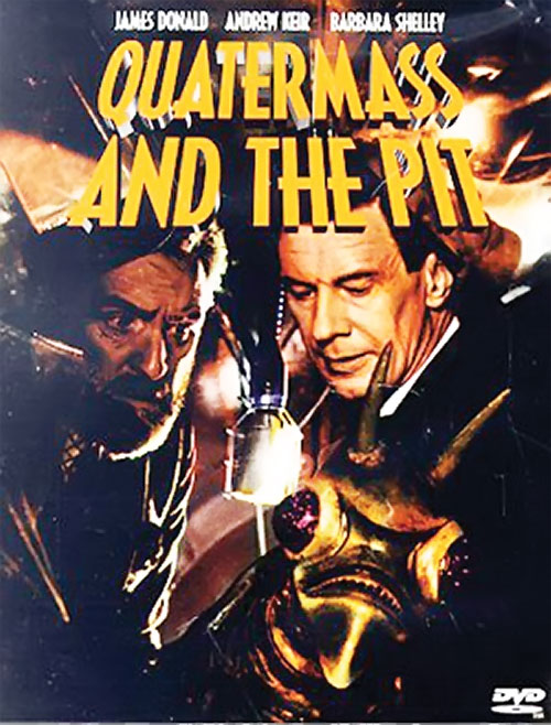 Quatermass and the Pit - movie poster