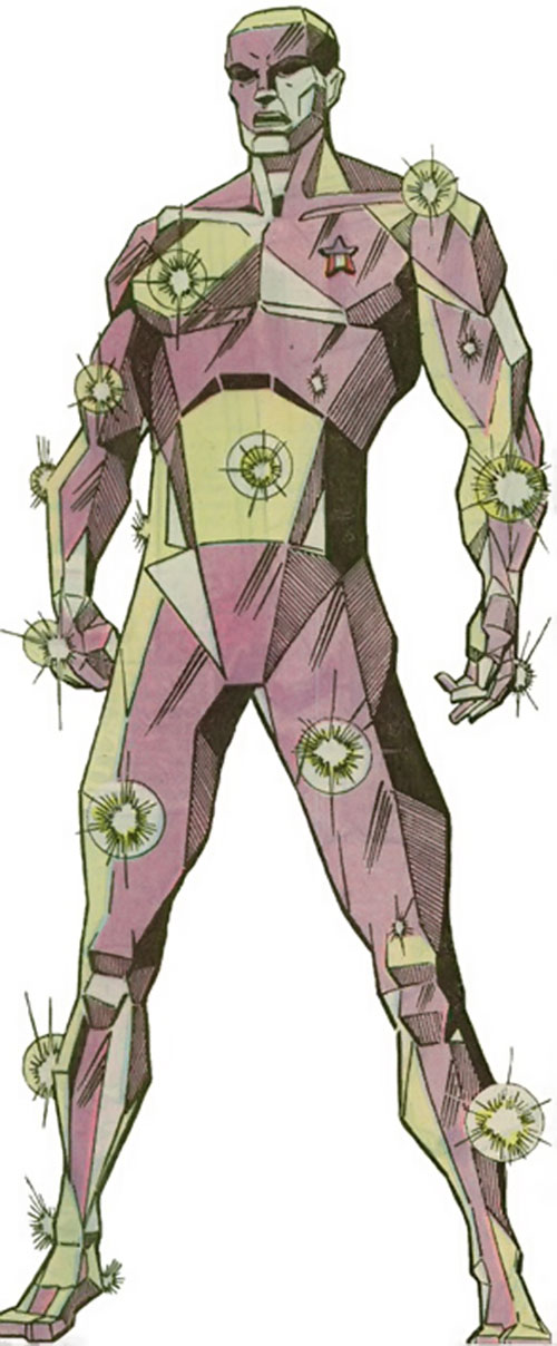 Martinex of the Guardians of the Galaxy (Marvel Comics)