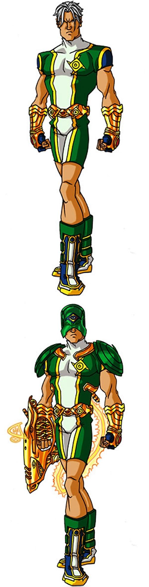 Marvel Boy (Noh-Varr) (Marvel Comics) by RonnieThunderbolts
