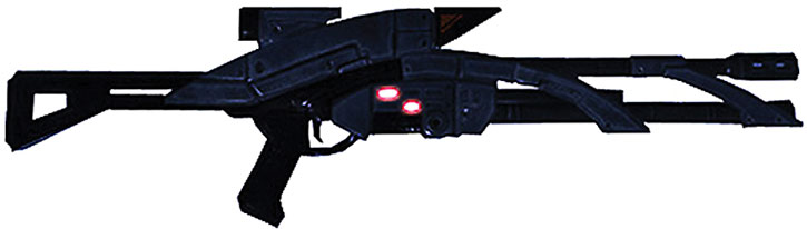 Mass Effect 1 sniper rifle