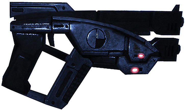 Mass Effect 1 pistol