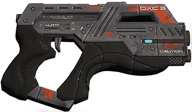 Carnifex pistol