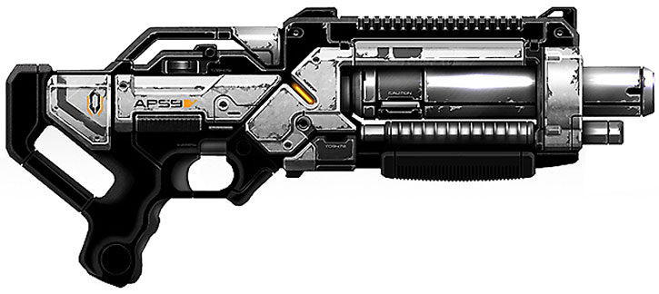 Eviscerator shotgun