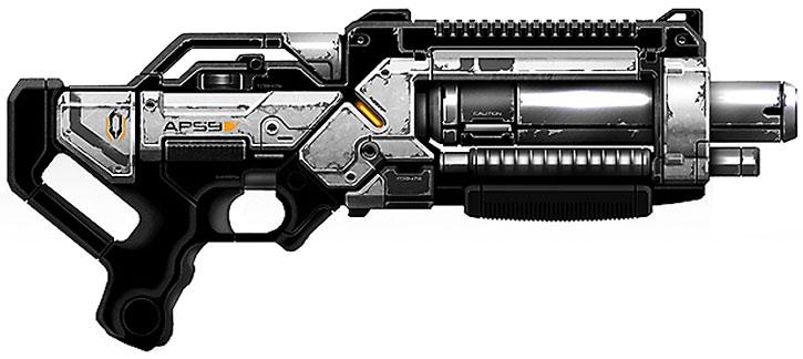 Eviscerator shotgun