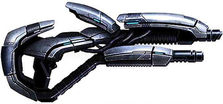 Geth plasma shotgun