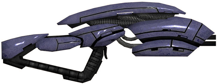 Geth pulse rifle