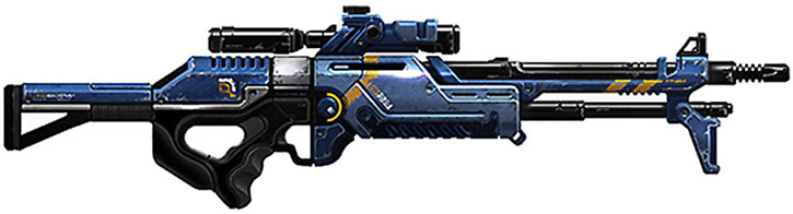 Incisor sniper rifle