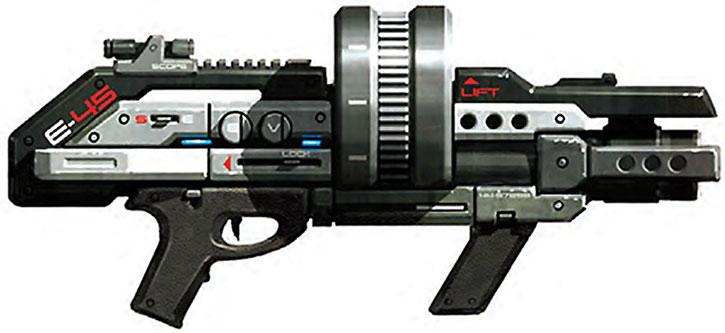 M100 Grenade Launcher