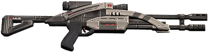 Mantis sniper rifle