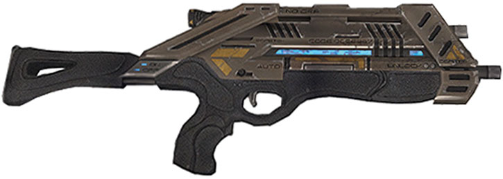 Vindicator rifle