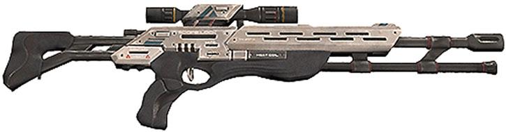 Viper sniper rifle