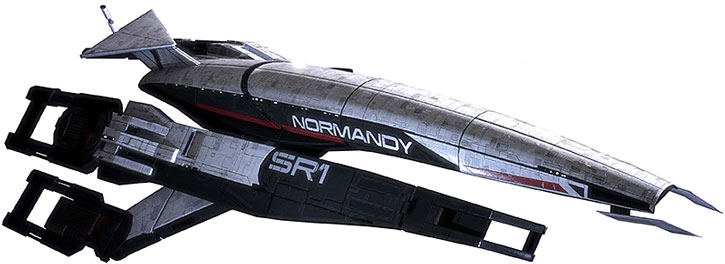 The Normandy SR1 model