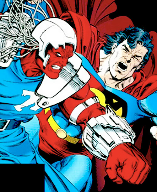 Massacre vs. Superman (DC Comics)