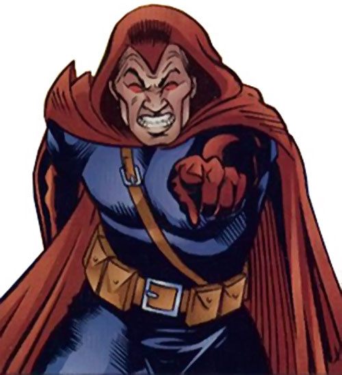Master of the Hunt (Freex character) (Ultraverse comics)