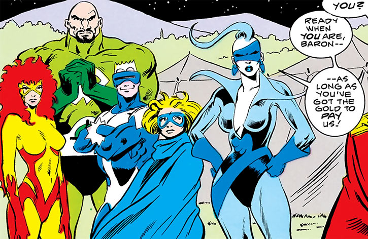 DC Comics' Masters of Disasters in Markovia