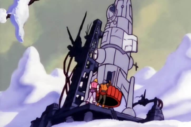 Masters of the Universe - 1980s cartoon - Sky spy