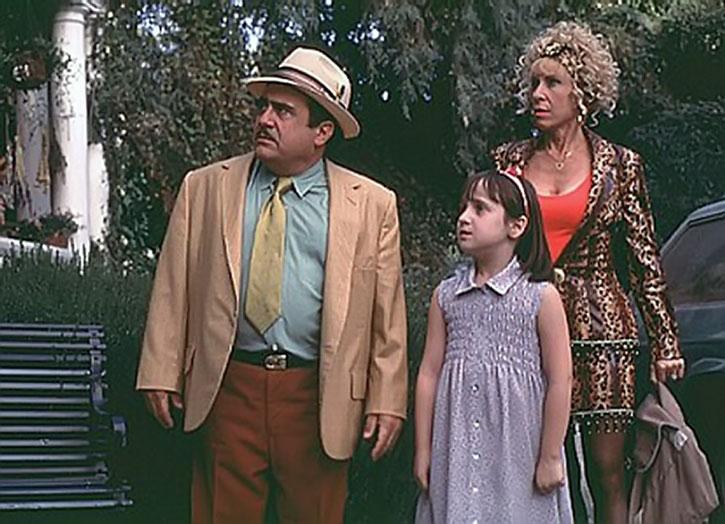 Matilda Wormwood - Matilda film - Mara Wilson - Character ...