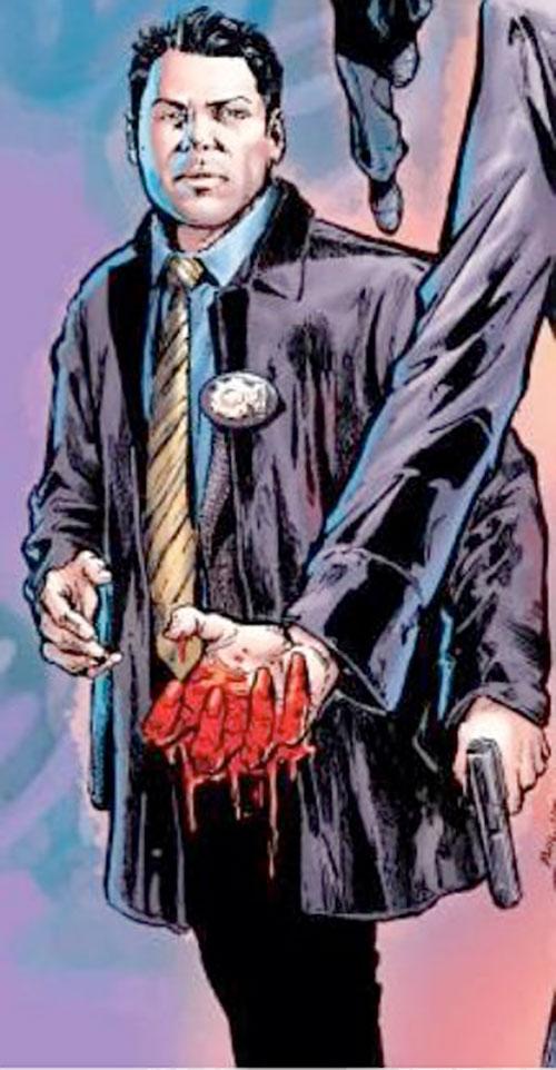Drawing of Matt Parkman (Heroes NBC series)