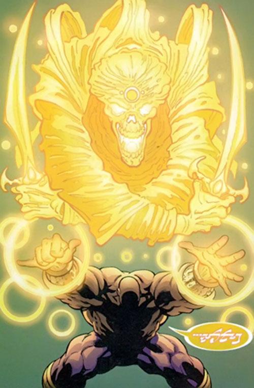 Matua (Crossgen Negation comics)