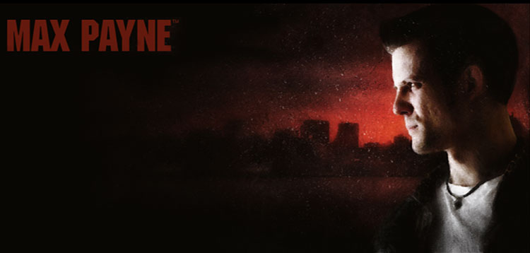 Max Payne (video game) splash screen