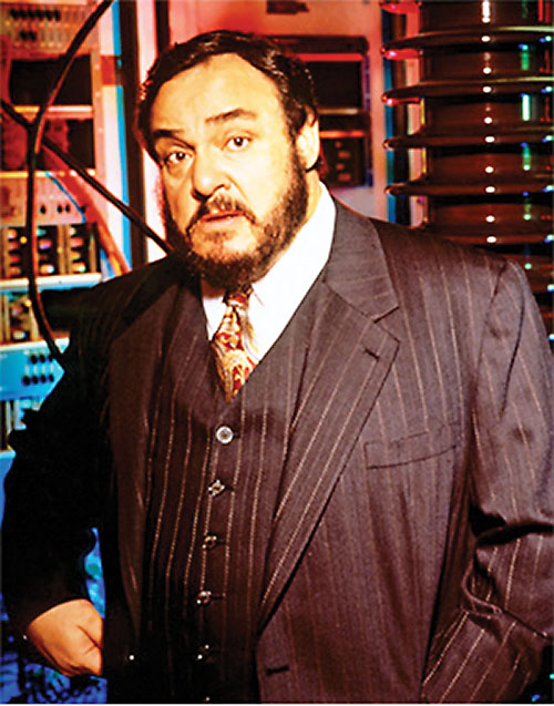 Professor Maximilian Arturo (John Rhys Davies in Sliders)