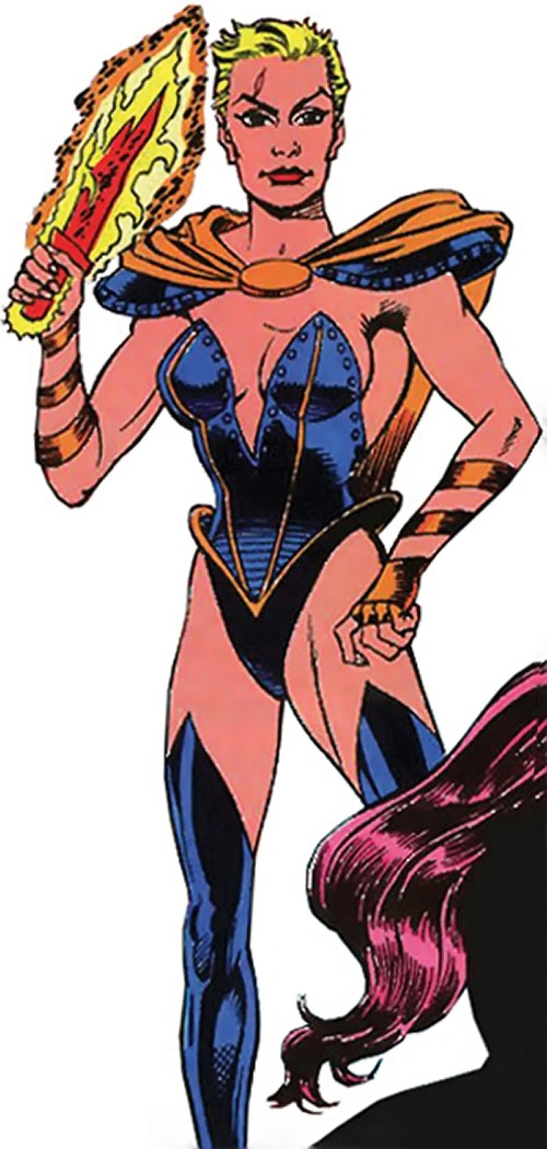 Meanstreak of the Extremists (JLA enemy) (DC Comics)
