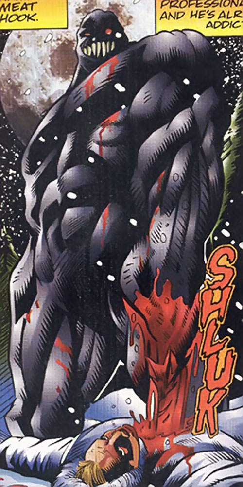 Meathook (Ultraverse Malibu comics) (Solution enemy)