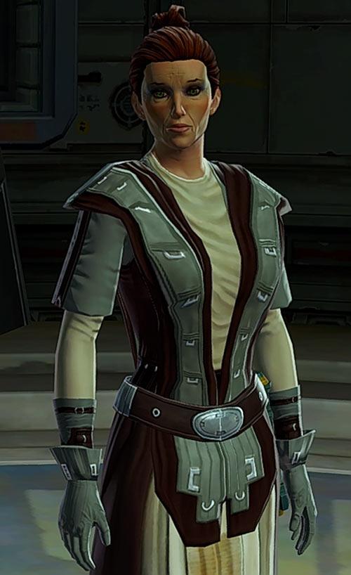 Master Yuon Par - Star Wars Old Republic MMO