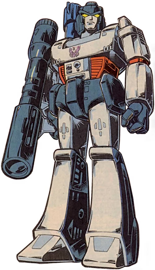 Megatron (Transformers) (Marvel Comics 1980s version)