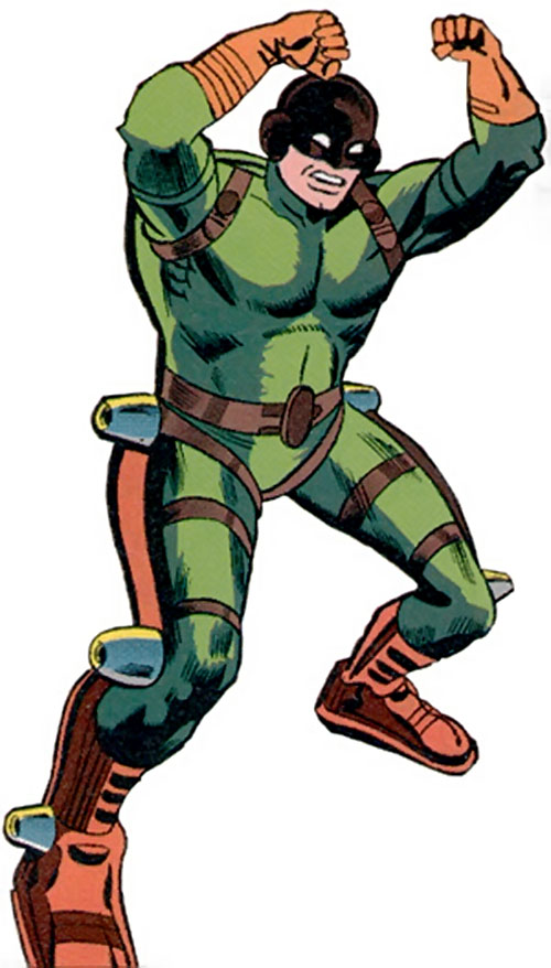 Mekano (X-Men enemy) (Marvel Comics)