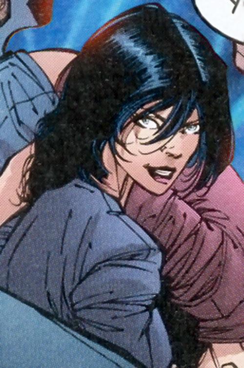 Melanie Grunier of Stormwatch Team Achilles (Wildstorm Comics)