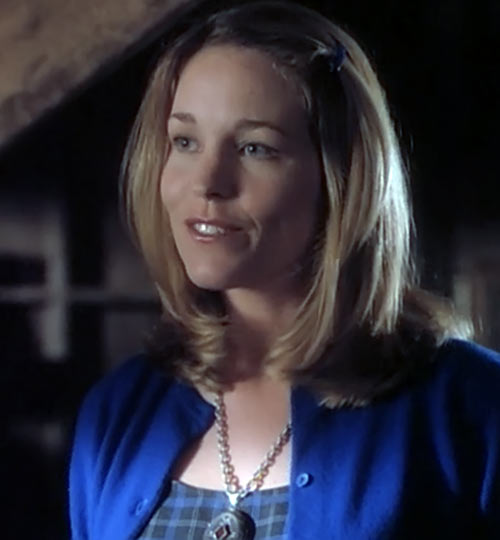 Melinda Warren (first Charmed witch) (Tyler Layton) grin