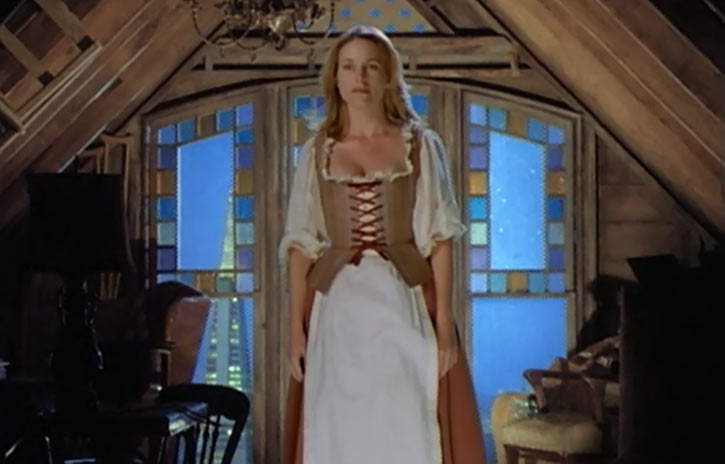 Melinda Warren (first Charmed witch) (Tyler Layton) period dress