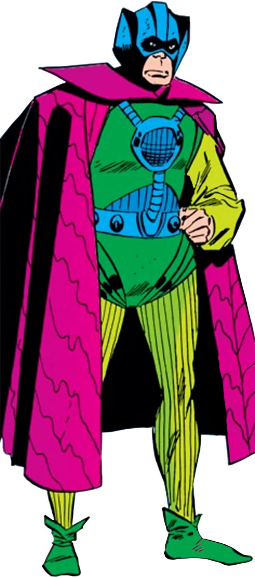 Melter (Marvel Comics) (Bruno Horgan) (1963 costume)