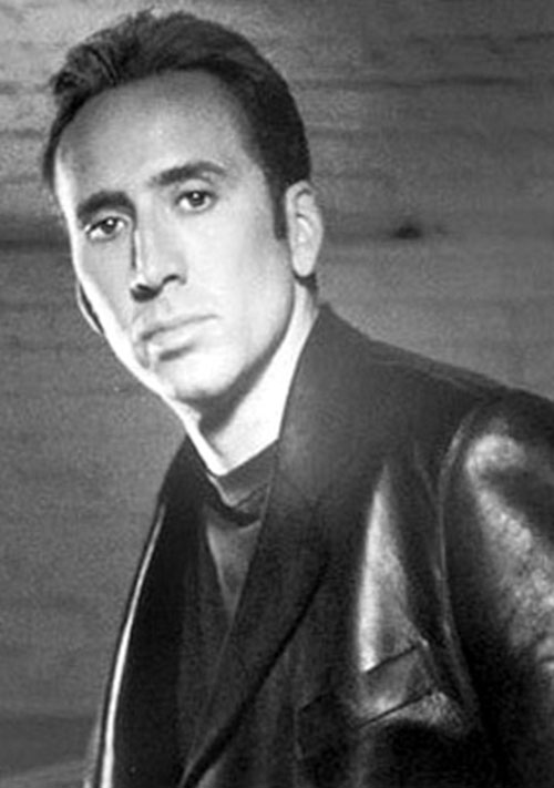 Memphis Raines (Nicolas Cage in Gone In 60 Seconds)