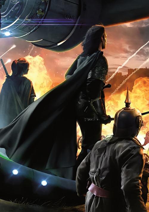Merlin Athrawes - Safehold sci-fi novels - David Weber