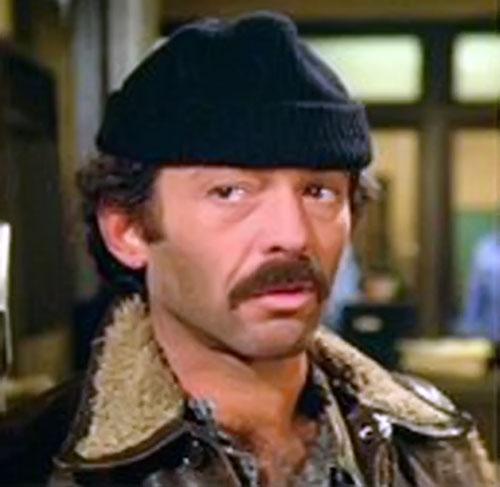 Sergeant Belker the Biter (Bruce Weitz in Hill Street Blues)