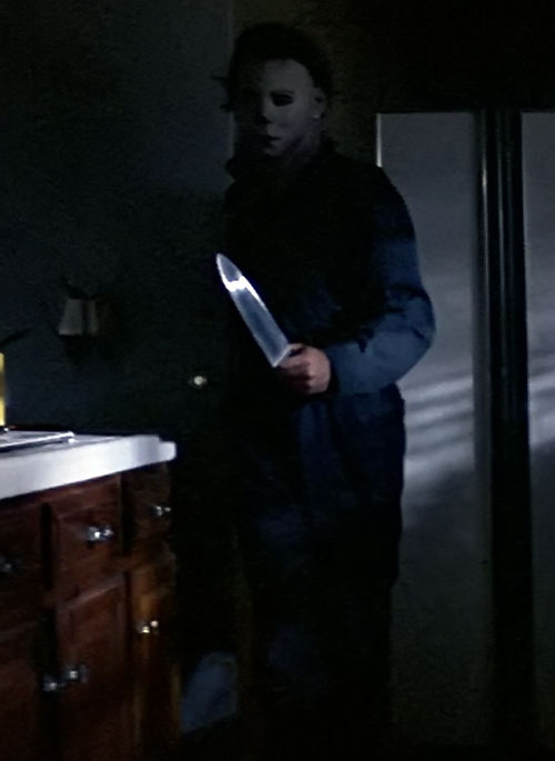 Michael Myers the Halloween Killer