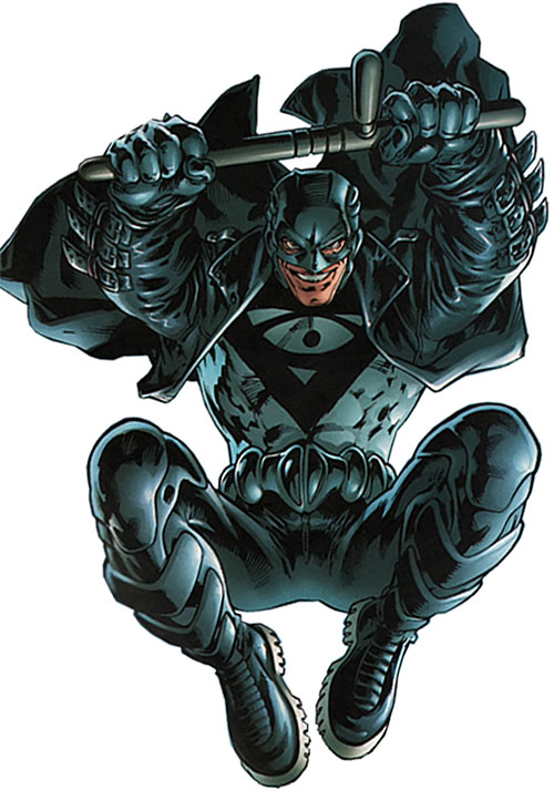 The Midnighter from StormWatch and the Authority