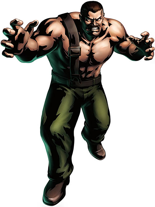 Mike Haggar (Final Fight and Street Fighter games)