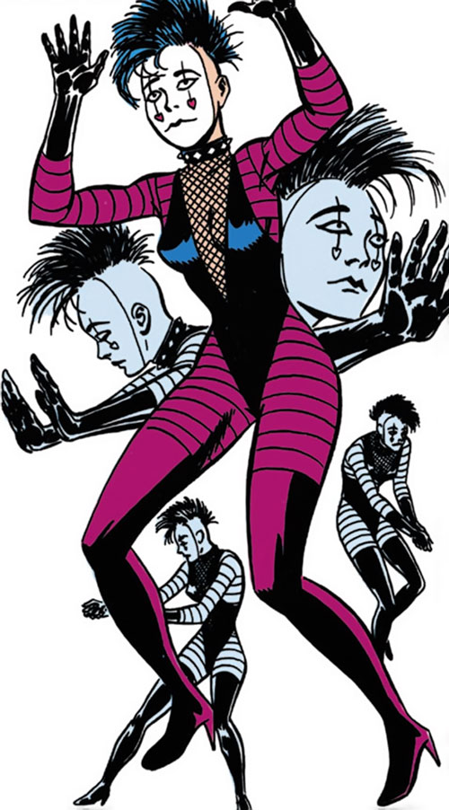 The Mime (Batman enemy) (DC Comics)